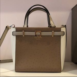EUC Kate Spade Houston Street Leo Exotic Satchel